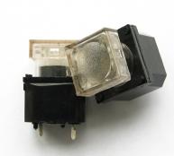Кнопка ПКн 157, переключатель кнопочный