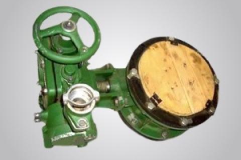 Герметические клапаны с ручным приводом ГК-150