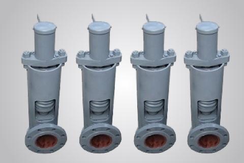Клапаны предохранительные Т-132МС