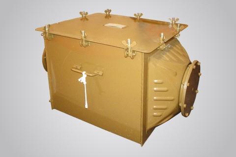 Предфильтр пакетный ПФП-1000