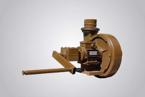 Электроручные вентиляторы ЭРВ-49