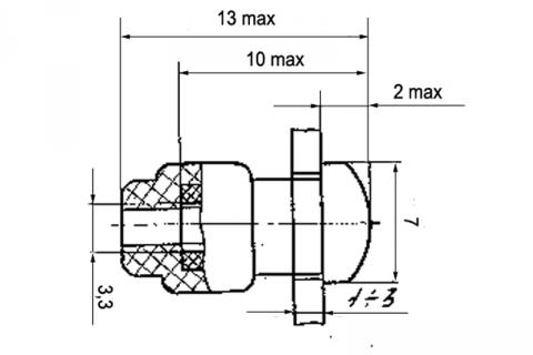 Фонари сигнальные ФМ 3