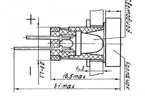 МФС 7 — малогабаритный фонарь сигнальный