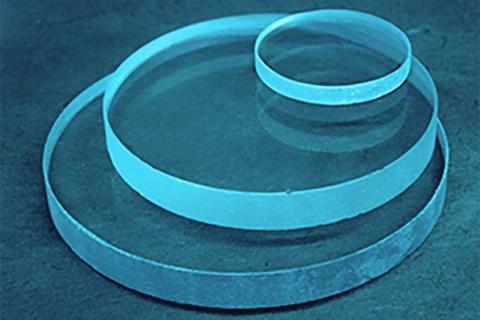 Закалённое стекло для иллюминатора